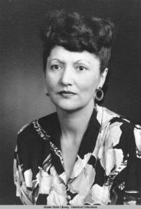 Portrait of Elizabeth Peratrovich