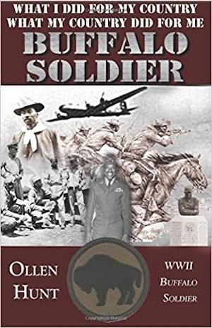 Buffalo Soldier book cover